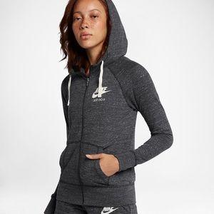 Nike Women's Vintage Zip Up Hoodie